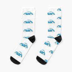 vw beetle Socks