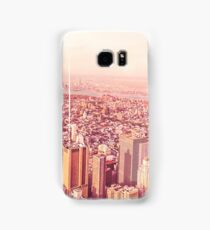 New York City Skyline Samsung Galaxy Case/Skin