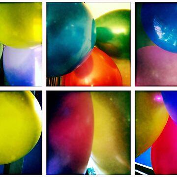 Balloons by Robotmangreg