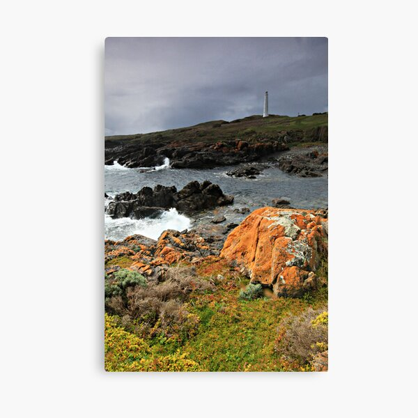 Cape Wickham Lighthouse Canvas Print