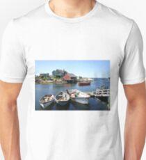 Peggy's Cove, Nova Scotia Unisex T-Shirt