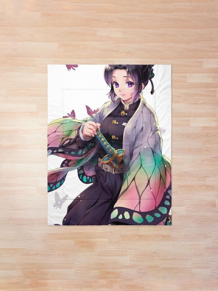 Alternate view of Kimetsu No Yaiba Comforter