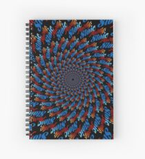 Always Stoic - Stay Stoic Always - Full Circle Spiral Notebook