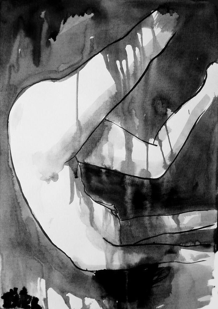 figure in transient flux by Loui  Jover