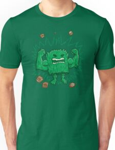 The Strongest Log of ALL Unisex T-Shirt