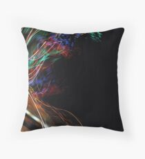 All Ways, Gathering by Bradley Blalock Throw Pillow