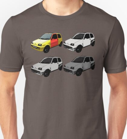 The Clungemobile - The Inbetweeners T-Shirt