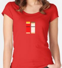 Street Fighter Duo Women's Fitted Scoop T-Shirt
