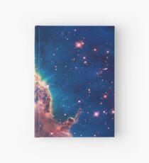 Carina Nebula Close-up Hardcover Journal