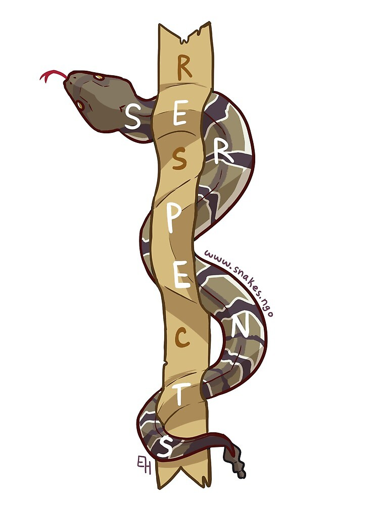 Respect Serpents: Timber Rattlesnake by Advocates for Snake Preservation