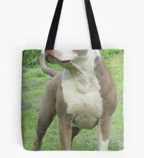 'PR' York's Buster Tote Bag