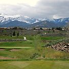 Nevada Golf by MaryLynn