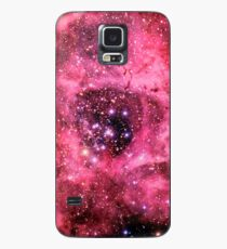 Rosette Nebula [Rose] Case/Skin for Samsung Galaxy