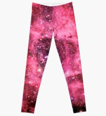 Rosette Nebula [Rose] Leggings