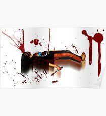 Butcher Poster