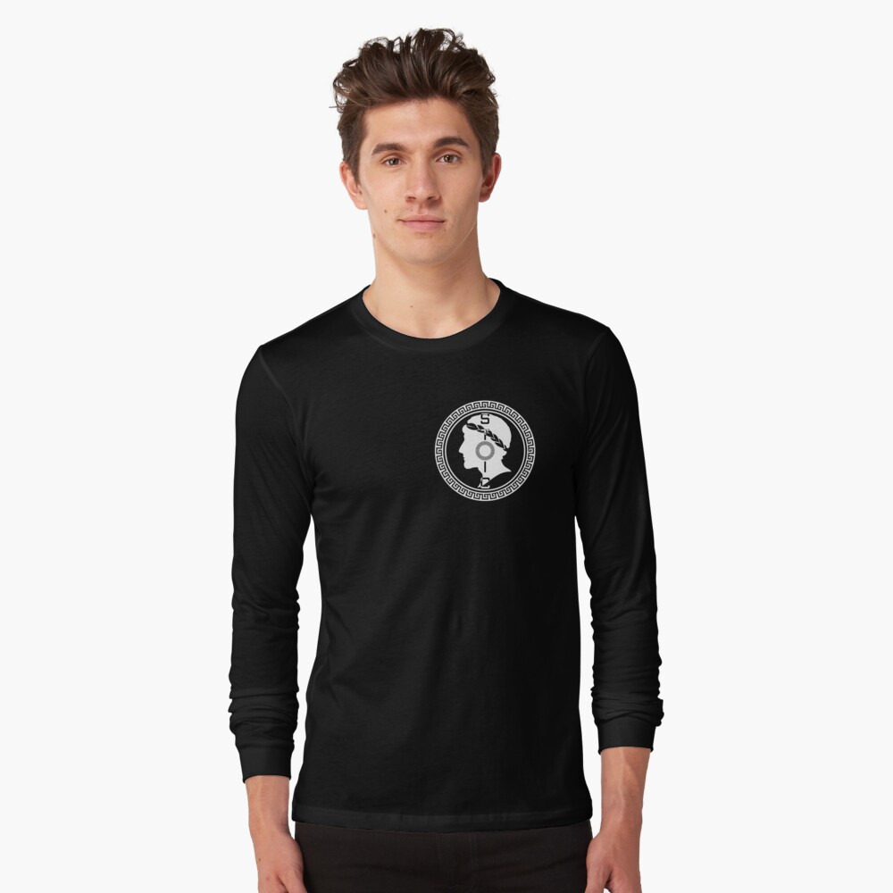 The Stoic - Stoic Emblem - Stay Stoic Long Sleeve T-Shirt