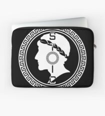 The Stoic - Stoic Emblem - Stay Stoic Laptop Sleeve