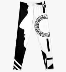 The Stoic - Stoic Emblem - Stay Stoic Leggings