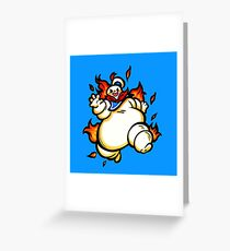 Stay Puft Greeting Card