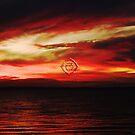 Muladhara ~ Base Chakra ~ Red by JuliaKHarwood