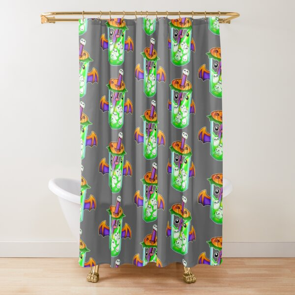 BOO-ba Shower Curtain