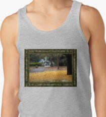 A Carpet of Golden Leaves Tank Top