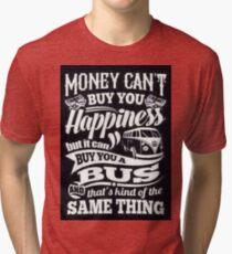 VW Happiness Tri-blend T-Shirt