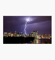 Summer Lightning Photographic Print