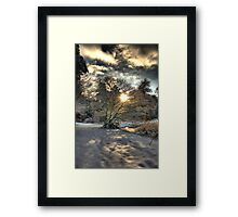 A county down winter scene by jonny andrews redbubble for Home decor newtownards