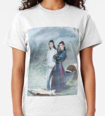 The Untamed print art  Classic T-Shirt