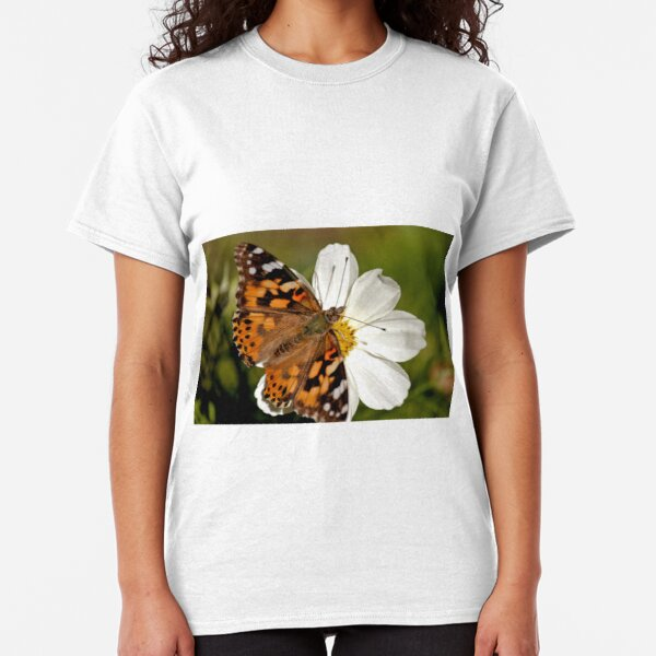 Painted Lady Classic T-Shirt