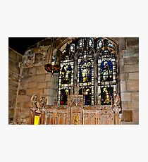 St Olave's York Photographic Print