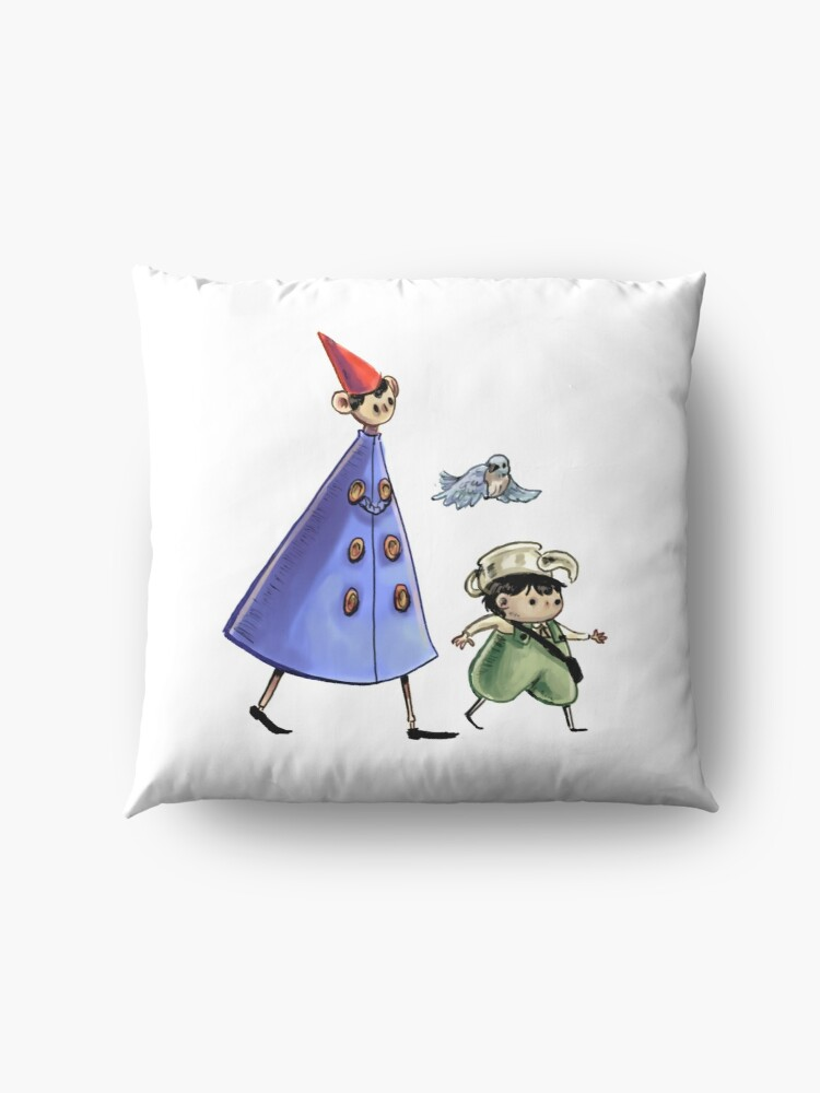 Alternate view of Greg and Wirt Floor Pillow