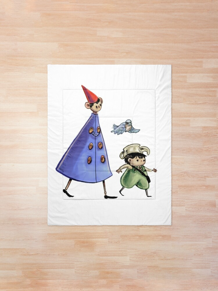 Alternate view of Greg and Wirt Comforter