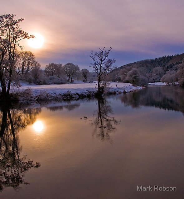 River Teifi by Mark Robson