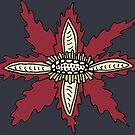Ruby Voynich Flowers by mintdawn