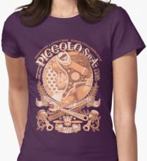 Piccolo S.p.A. Women's Fitted T-Shirt