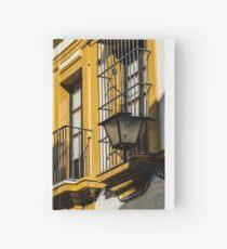 Streets of Seville  Hardcover Journal