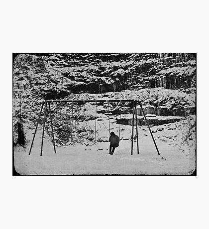 Winter Solitude Photographic Print