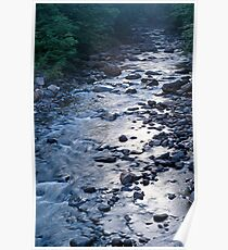 Northern Canadian Creek Poster