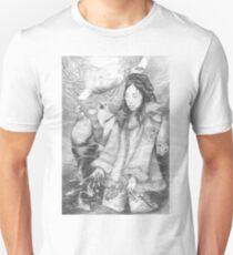 Sedna - the Inuit Sea Goddess Unisex T-Shirt
