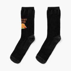 LET'S GET BASTED BASEBALL TEE Socks