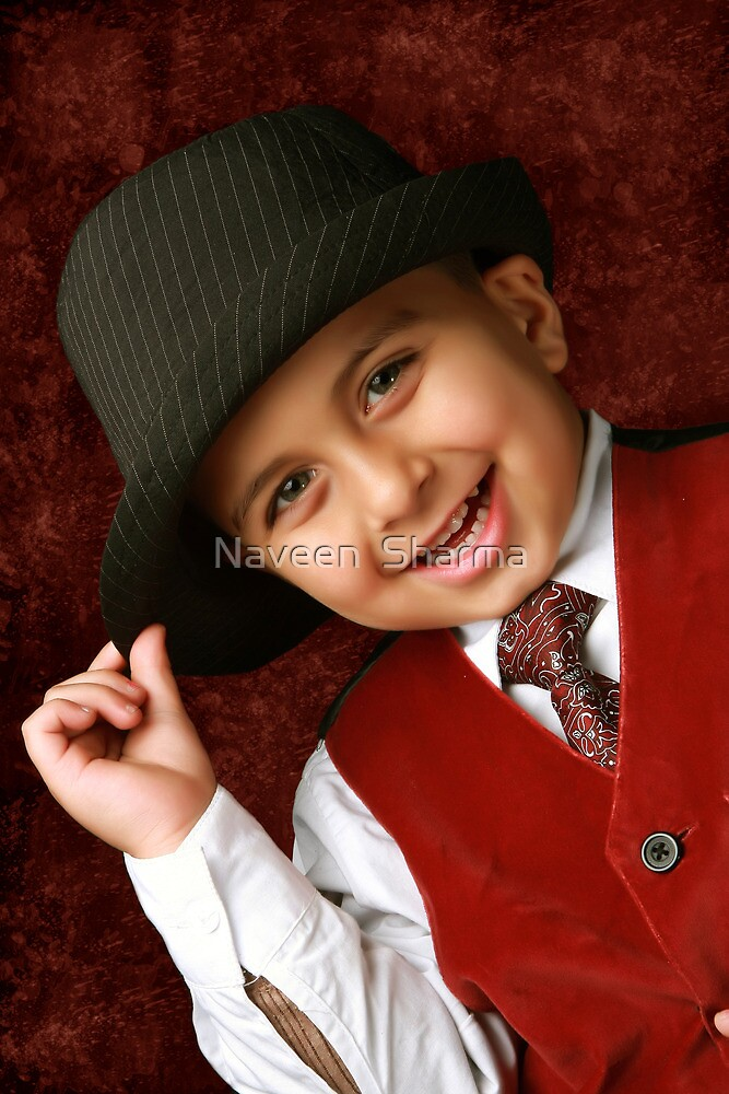 Innocent Child by Naveen  Sharma