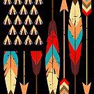 Native American Pride Gift von mjacobp