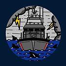 Stormy Seas - Coast Guard 47 MLB by AlwaysReadyCltv