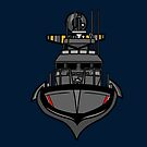 Coast Guard 47 MLB Anchor by AlwaysReadyCltv