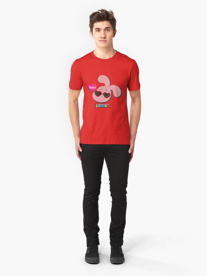 Alternate view of Anais from Gumball Slim Fit T-Shirt