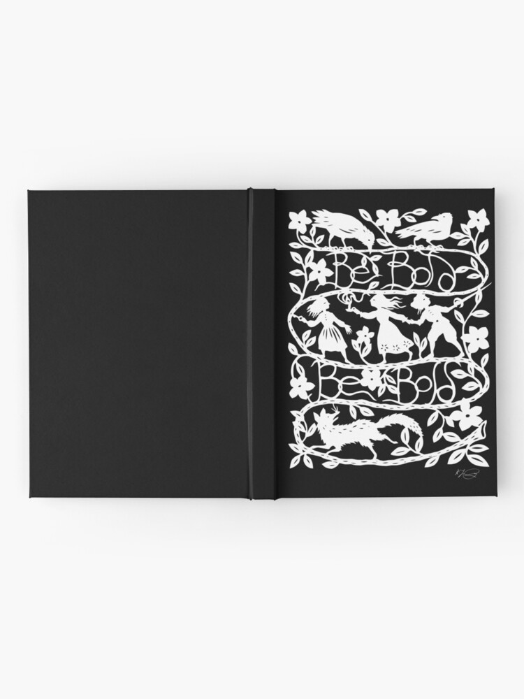 Alternate view of Be Bold, Be Bold Hardcover Journal
