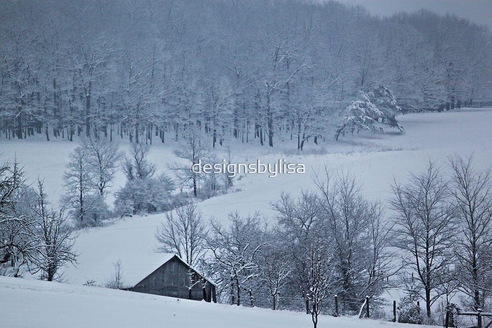 a Winter Wonderland by designsbylisa