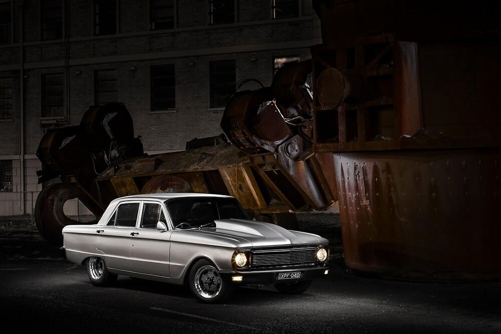 Andrew's XP Ford Falcon by HoskingInd
